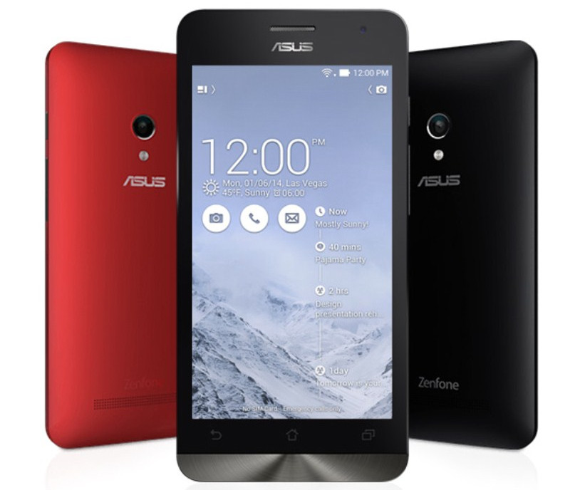 Reset and Unlock Asus ZenFone 5 (A502CG) Android Phone