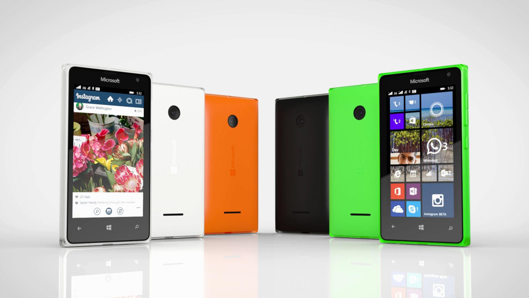 Image result for Microsoft Lumia 532 Dual SIM